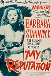 My Reputation (1946) Poster - Movie Forum, Cast, Reviews