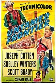 Untamed Frontier Poster