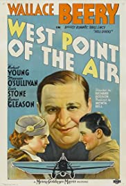 West Point of the Air (1935) Poster - Movie Forum, Cast, Reviews
