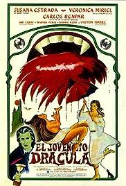 El jovencito Drácula Poster