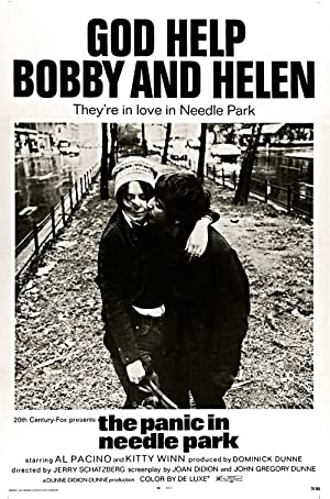 The Panic in Needle Park poster