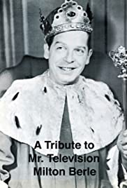 A Tribute to Mr. Television Milton Berle Poster