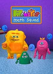 Monster Math Squad (2012) poster