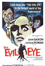 Evil Eye (1963) Poster - Movie Forum, Cast, Reviews