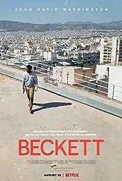 Beckett (2021) poster