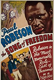 Song of Freedom(1936) Poster - Movie Forum, Cast, Reviews