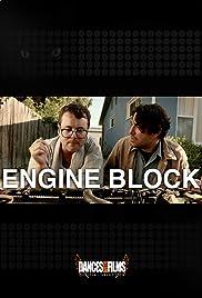 Engine Block Poster