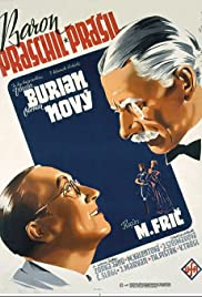 Baron Munchhausen (1940) Poster - Movie Forum, Cast, Reviews