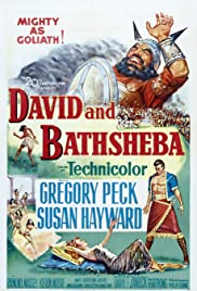David and Bathsheba (1951) Poster - Movie Forum, Cast, Reviews