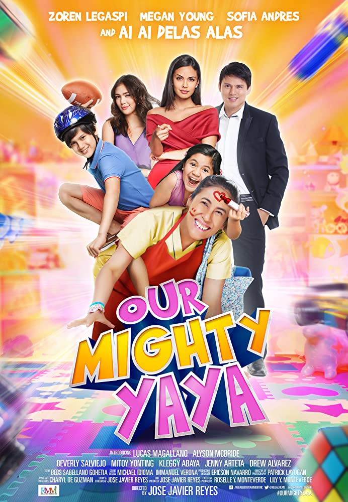 Our Mighty Yaya (2017) HDRip