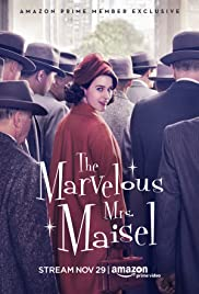 Image result for amazing mrs. maisel