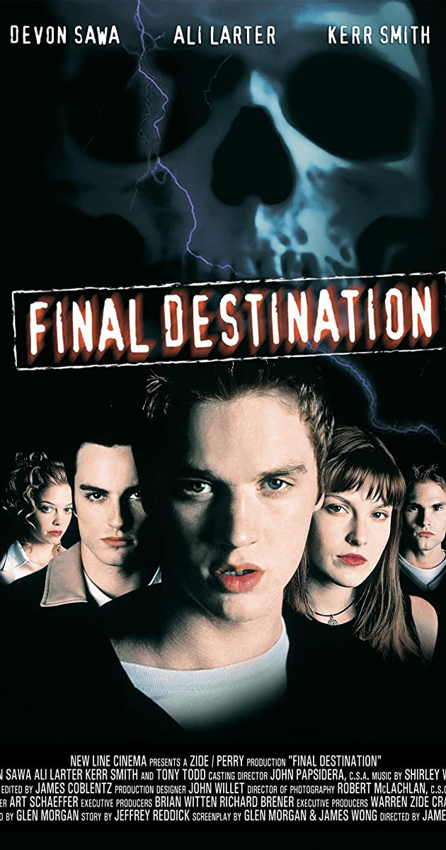 Final Destination (2000) - IMDb