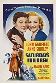 Saturday's Children Poster