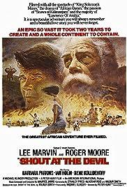 Shout at the Devil(1976) Poster - Movie Forum, Cast, Reviews