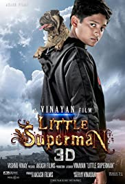 Little Superman 2017 Hindi Dubbed Full Movie 950MB