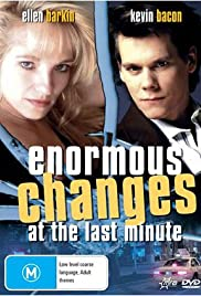 Enormous Changes at the Last Minute (1983) Poster - Movie Forum, Cast, Reviews