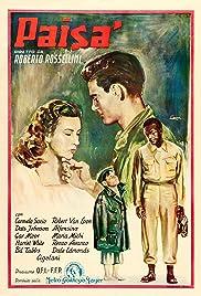Paisan(1946) Poster - Movie Forum, Cast, Reviews