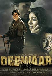 Deewaar: Let's Bring Our Heroes Home (2004) Poster - Movie Forum, Cast, Reviews