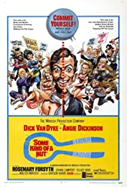 Some Kind of a Nut (1969) Poster - Movie Forum, Cast, Reviews