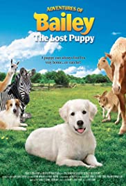 Adventures of Bailey: The Lost Puppy Poster
