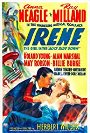 Irene (1940) Poster - Movie Forum, Cast, Reviews