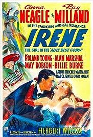 Irene(1940) Poster - Movie Forum, Cast, Reviews