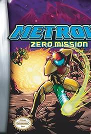 Metroid: Zero Mission Poster