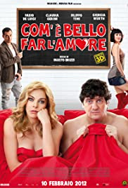 Com'è bello far l'amore Poster