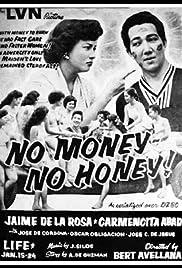 No Money No Honey Poster