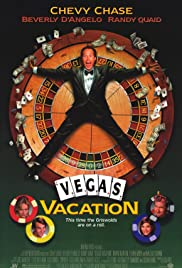 Vegas Vacation Poster