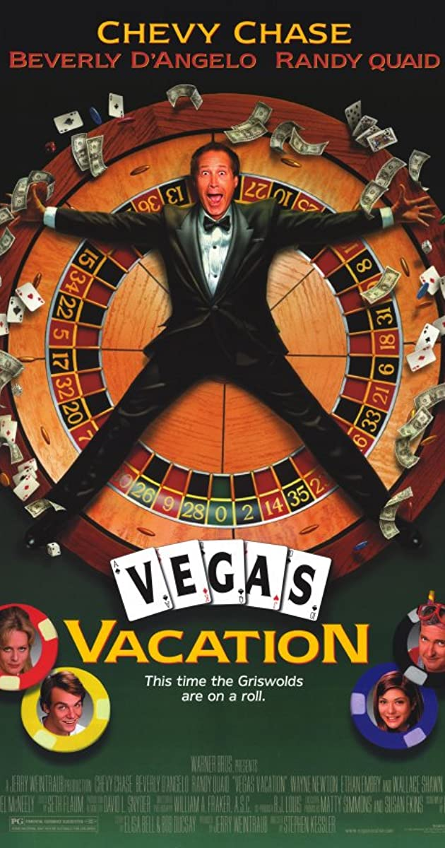 Movie Vegas Vacation 1997 720p Bluray X264 Mp4: Vegas Vacation (1997)