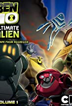 Primary image for Ben 10: Ultimate Alien