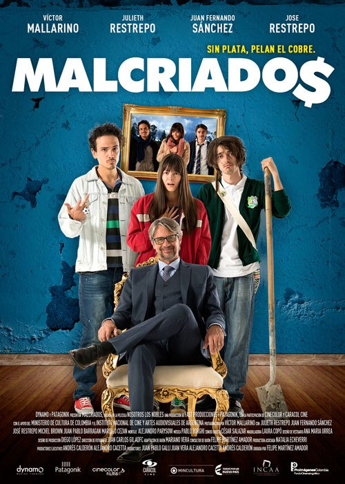 image Malcriados Watch Full Movie Free Online