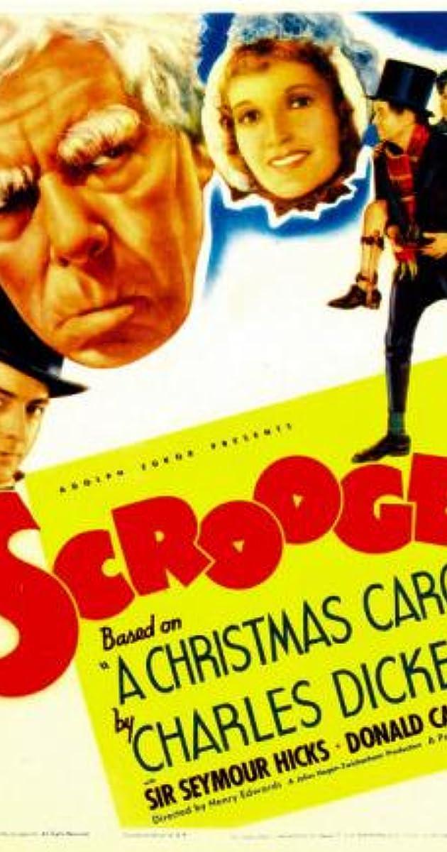 Scrooge (1935) - IMDb