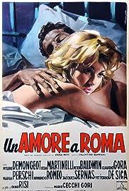 Un amore a Roma Poster