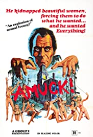 Amuck (1972) Poster - Movie Forum, Cast, Reviews
