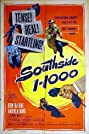 Southside 1-1000 (1950) Poster