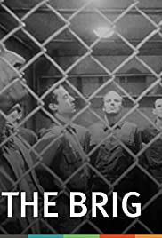 The Brig (1964) Poster - Movie Forum, Cast, Reviews