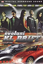 Evolusi: KL Drift Poster