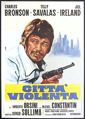 Violent City poster