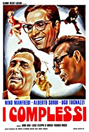 I complessi(1965) Poster - Movie Forum, Cast, Reviews