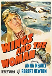Wings and the Woman (1942) Poster - Movie Forum, Cast, Reviews
