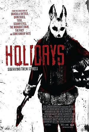 Holidays Torrent Türkçe Dublaj -720p