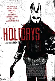 Holidays (2016) Poster - Movie Forum, Cast, Reviews