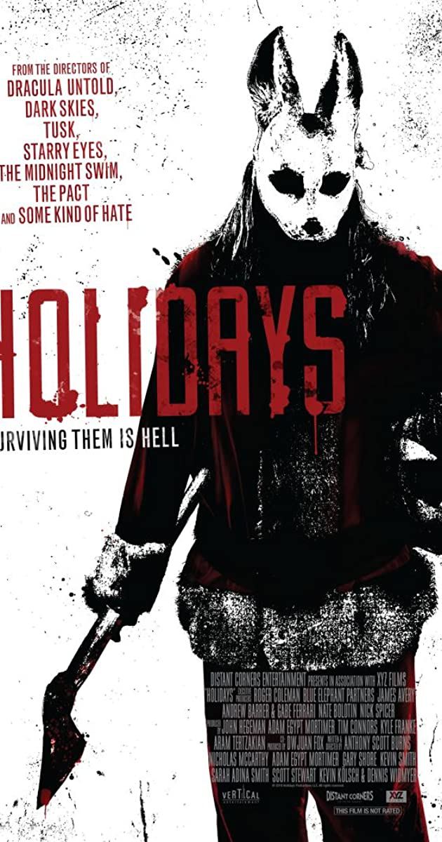 Holidays' Horror Movie to be Released After Tribeca Film Festival ...