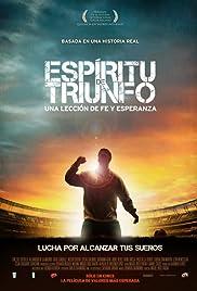 Espíritu de triunfo Poster