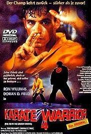 Karate Warrior 4 Poster