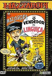 O Vendedor de Linguiça Poster