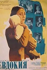 Evdokiya Poster