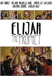 Elijah the Prophet Poster